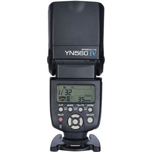 Flash Yongnuo YN560 IV - Universal