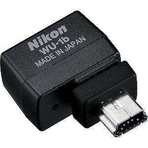 Adaptador Wi-Fi/Wireless Nikon WU-1b