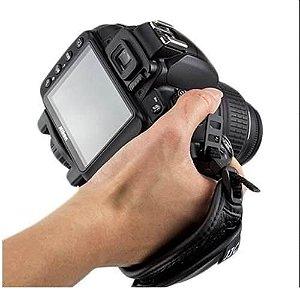Alça de mão JJC - HS-A (strap hand grip) para Canon e Nikon