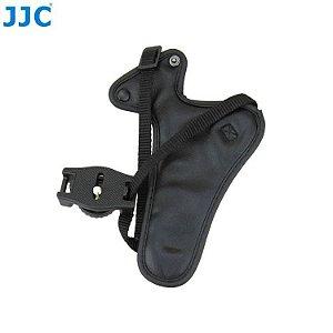 Alça de mão JJC - HS-N (strap hand grip) para Canon e Nikon