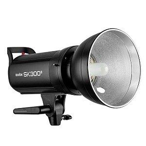 Flash de Estúdio Godox - SK300 II (300W - 110V)