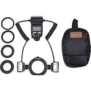 Flash Yongnuo Macro YN-24EX (para Canon)