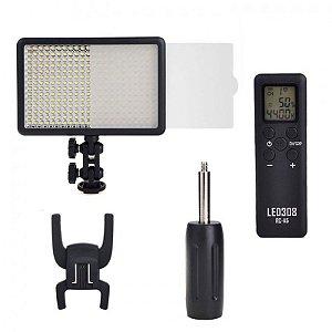 LED Godox 308C + Bateria + Carregador