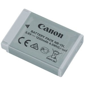 Bateria Recarregável Canon NB-13L (Original)