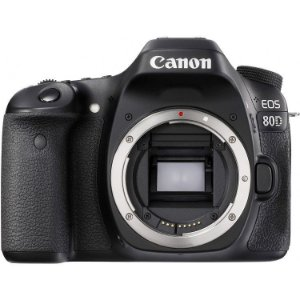 Canon EOS 80D (somente corpo)