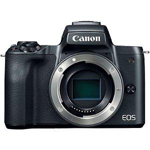 Canon EOS M50 Mirrorless (somente corpo)