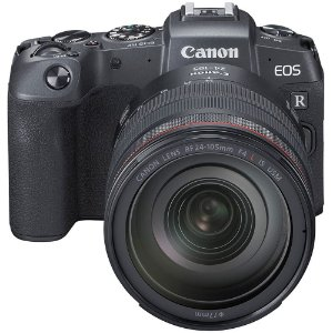 Canon EOS RP + Lente RF 24-105mm f/4L IS USM
