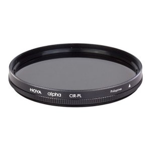 Filtro Hoya Polarizador Circular - CIR-PL 49mm Alpha