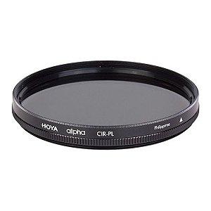 Filtro Hoya Polarizador Circular - CIR-PL 62mm Alpha