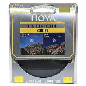 Filtro Hoya Polarizador Circular - CIR-PL 77mm Slim