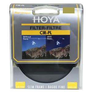 Filtro Hoya Polarizador Circular - CIR-PL 82mm Slim