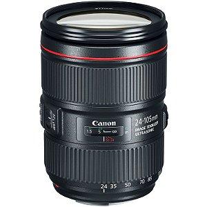 Lente Canon EF 24-105mm f/4.0L IS II USM