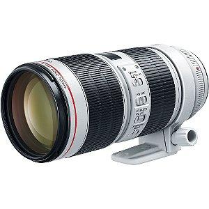 Lente Canon EF 70-200mm f/2.8 L IS III USM