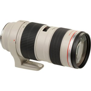 Lente Canon EF 70-200mm f/2.8 L USM
