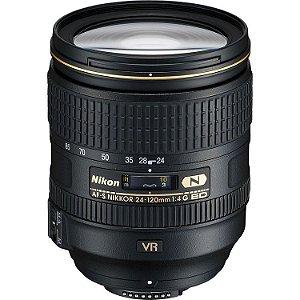 Lente Nikon AF-S 24-120mm f/4G ED VR