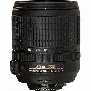 Lente Nikon AF-S DX 18-105mm f/3.5-5.6 G ED VR