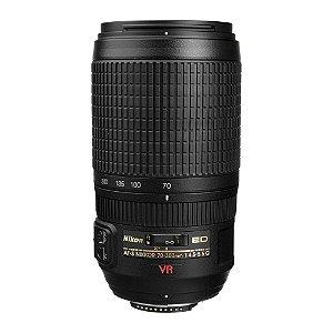 Lente Nikon AF-S VR 70-300mm f/4.5-5.6G IF-ED
