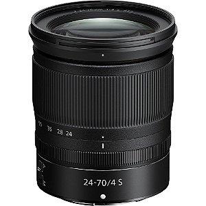Lente Nikon Z 24-70mm f/4 S