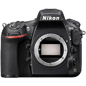 Nikon D810 (somente o corpo)