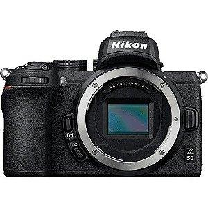 Nikon Z50 Mirrorless (somente corpo)