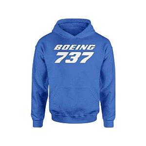 Moletom Azul Royal 737
