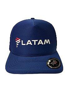 Boné Latam - Azul Marinho