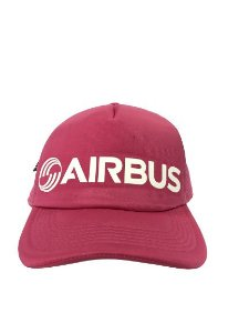 Boné Airbus Rosa