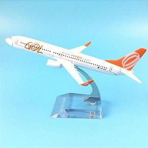 Maquete Boeing 737-800 Gol