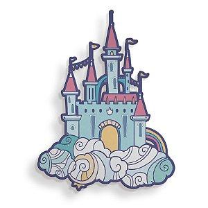 Lumiplaca Decorativa Castelo