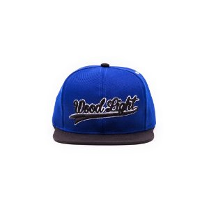 Boné Wood Light Baseball Azul