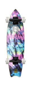 CRUISER FISH WOOD LIGHT - TIE DYE
