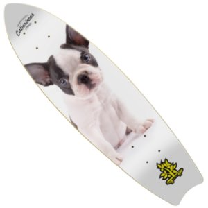 Shape Wood Light Cruiser Fish Catioríneos Bull Dog