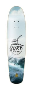 SHAPE LONGBOARD FREERIDE - SURF