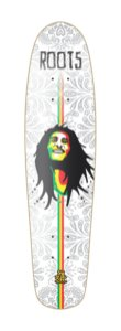 SHAPE LONGBOARD FREERIDE - ROOTS