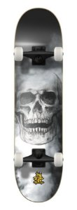 SKATE WOOD LIGHT - SKULL