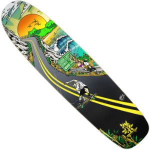 Shape Longboard Wood Light Pro Model Igor Lage Life Style