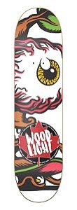 "DUPLICADO - SHAPE WOOD LIGHT MAPLE - WOOD CHAR 7.75"""