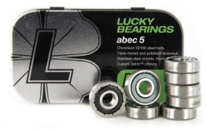 Rolamento Lucky Bearings Abec 5