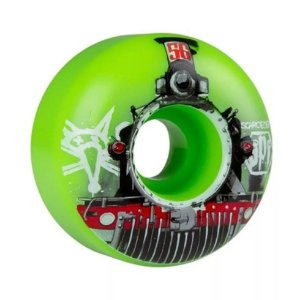 Roda Bones SPF Schroeder Train 56MM 84B Verde