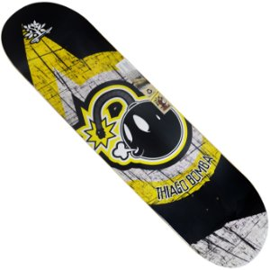 Shape Long Board Pro Model Thiago Bomba Bomb Fuse