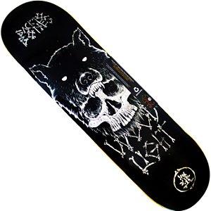 Shape Wood Eight - Back to Bones Wolf Black (LIXA GRÁTIS)