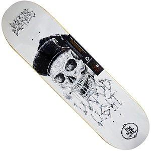 Shape Wood Eight - Back to Bones Truck White (LIXA GRÁTIS)