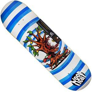Shape Wood Eight - Wood Char Azul (LIXA GRÁTIS)