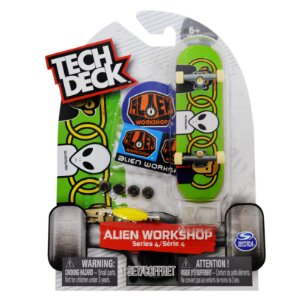 Skate de Dedo Tech Deck Allien Workshop