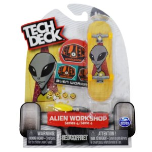 Skate de Dedo Tech Deck Allien Workshop 2