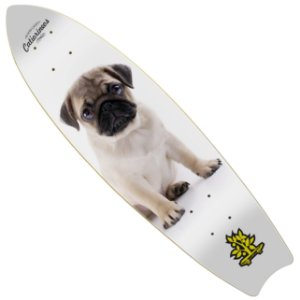 Shape Wood Light Cruiser Fish Catioríneos Pug