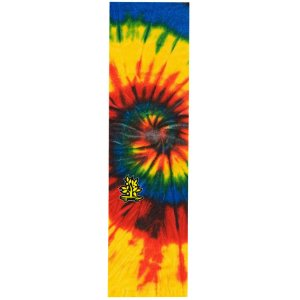Lixa Emborrachada Wood Light Tie Dye Logo