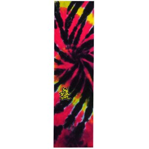 Lixa Emborrachada Wood Light Tie Dye Rosa Logo