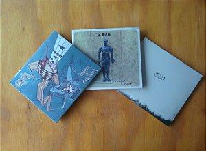 COMBO PROMOCIONAL TRIPLO: 3 CDs com desconto!