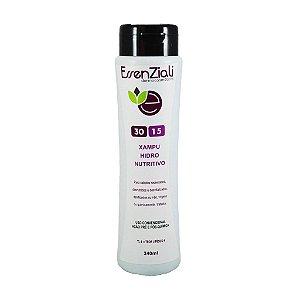 3015 - Shampoo Hidronutritivo para Cabelos Ressecados e Danificados (240ml)